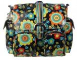Přebalovací taška Double Duty Floral Stitches Kalencom