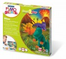 Sada Fimo kids Form & Play Dinosauři