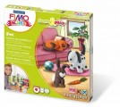 Sada Fimo kids Form & Play Mazlíčci