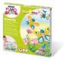 Sada Fimo kids Form & Play Motýlci