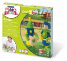 Sada Fimo kids Form & Play Rytíři
