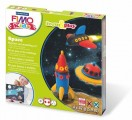 Sada Fimo kids Form & Play Vesmír