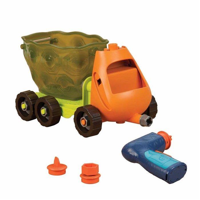 Stavebnice náklaďák B Toys