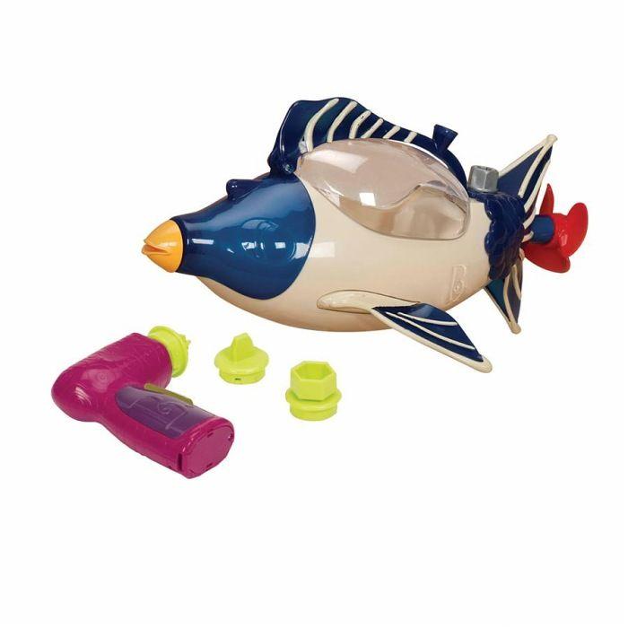 Stavebnice ponorka B Toys