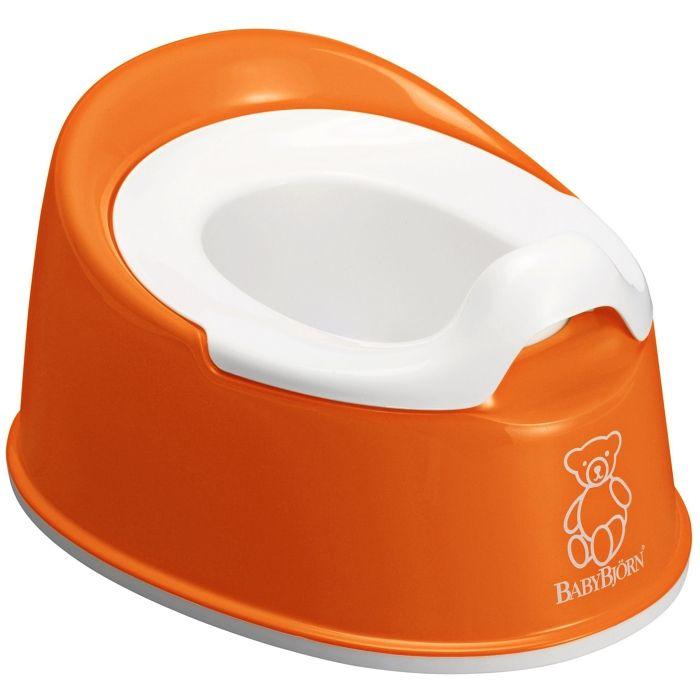 Nočník Smart BabyBjörnOrange oranžový