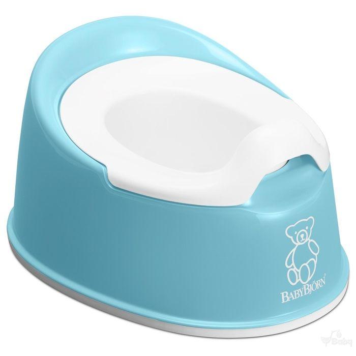 Nočník Smart BabyBjörnTurquoise tyrkysový