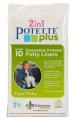 Potette Plus 2v1 - cestovní nočník - náhradní náplně 10 ks