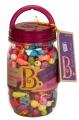 Spojovací korále a tvary Beauty Pops 275 ks B.Toys