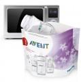Sterilizační sáčky do mikrovlnné trouby Quick Clean SCF297/05 Philips Avent