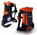 Dětský nosič na ramena s batohem - SaddleBaby Pack PŮJČOVNA