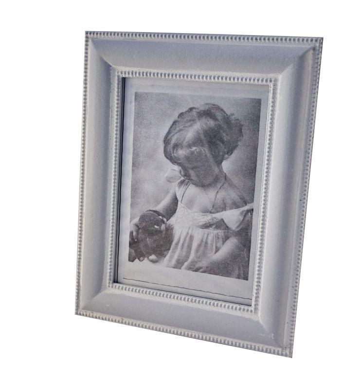 Fotorámeček 13 x 18 cm - šedý