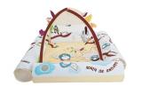 Hrací deka - ohrádka s hrazdou Ptáčci Ludi