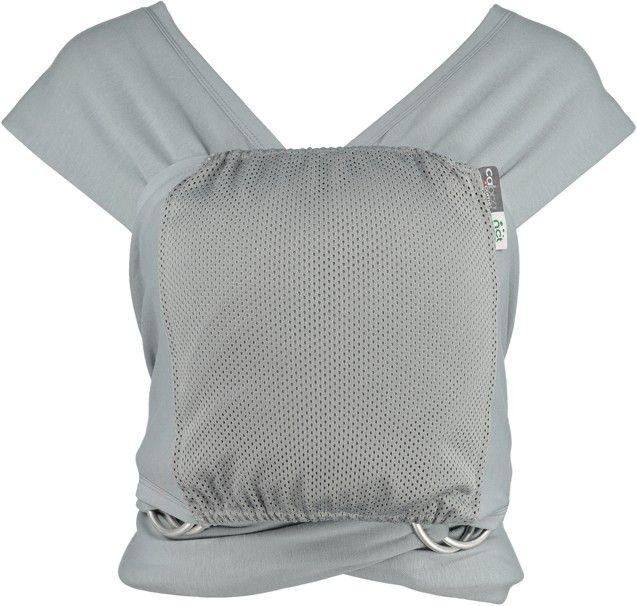 Nosítko Caboo NCT 15 StormySea světle šedé Close Parent