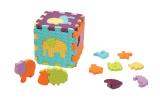 Puzzle pěnové se zvířátky do vany Ludi