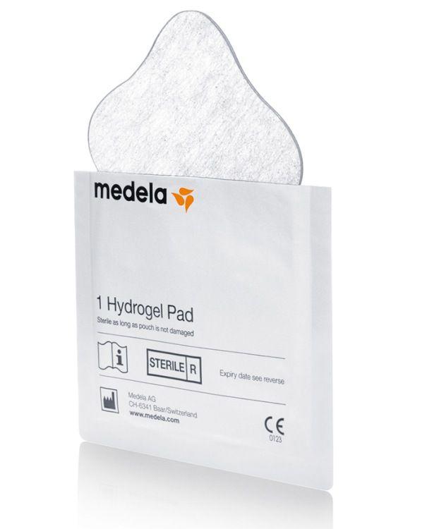 Polštářky hydrogelové Medela - 1ks