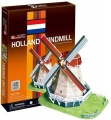 3D puzzle Větrný mlýn 45 dílků Cubic Fun