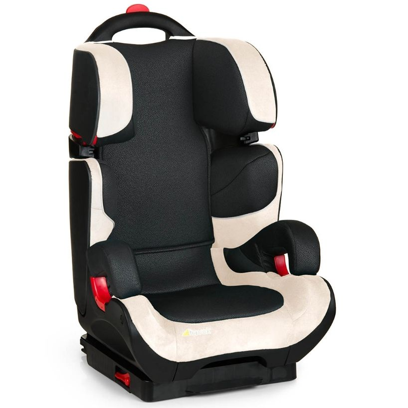 Autosedačka Bodyguard Plus Isofix Connect Hauck black/beige