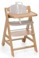 Dřevěná jídelní židlička Beta+ Hauck Natur