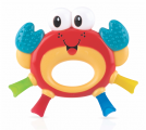 Kousátko mořské zvířátko - krab Nüby