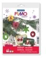 Kreativní sada Fimo Basic Set Soft sada - základní vánoční