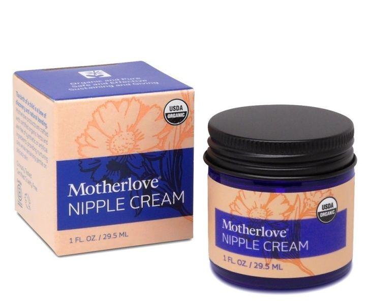 Krémový balzám na bradavky (Nipple Cream) 30 ml Motherlove