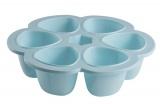 Multi-dávkovač na jídlo 6x150ml modrý Beaba