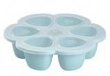 Multi-dávkovač na jídlo 6x90ml modrý Beaba