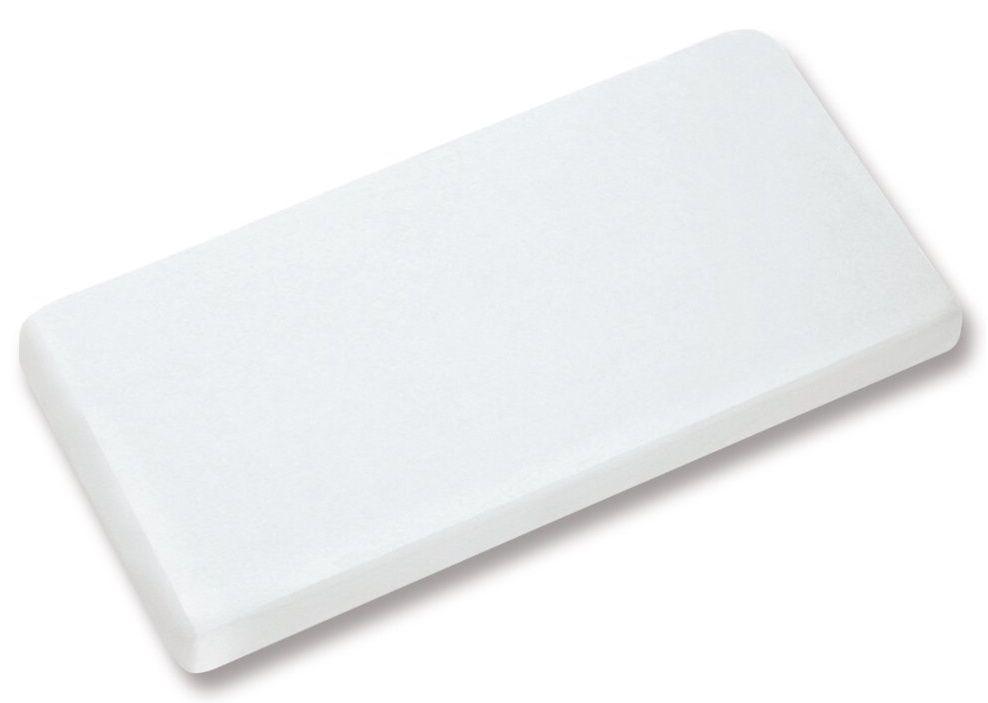 Prostěradlo Jersey 60x120 cm bílé