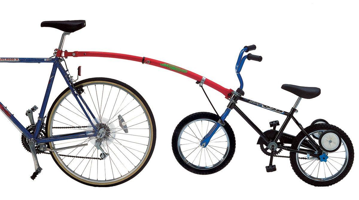 Tažná tyč Trail Gator na dětské kolo PŮJČOVNA