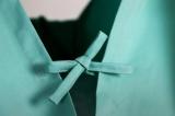 Závěsná textilní kolébka Hojdavak mentolový (zeleno - tyrkysový)