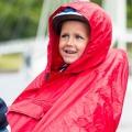 Dětská pláštěnka k cyklosedačce Hamax PŮJČOVNA