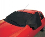 Magnetická clona čelního a bočních skel - magnetický kryt na auto proti mrazu a slunci