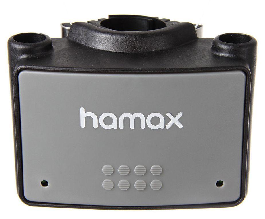 Náhradní třmen - upínací zámek k cyklosedačkám Hamax