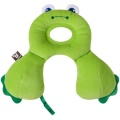 Nákrčník s opěrkou hlavy 0-12 m - cestovní zákrčník BenBat žába