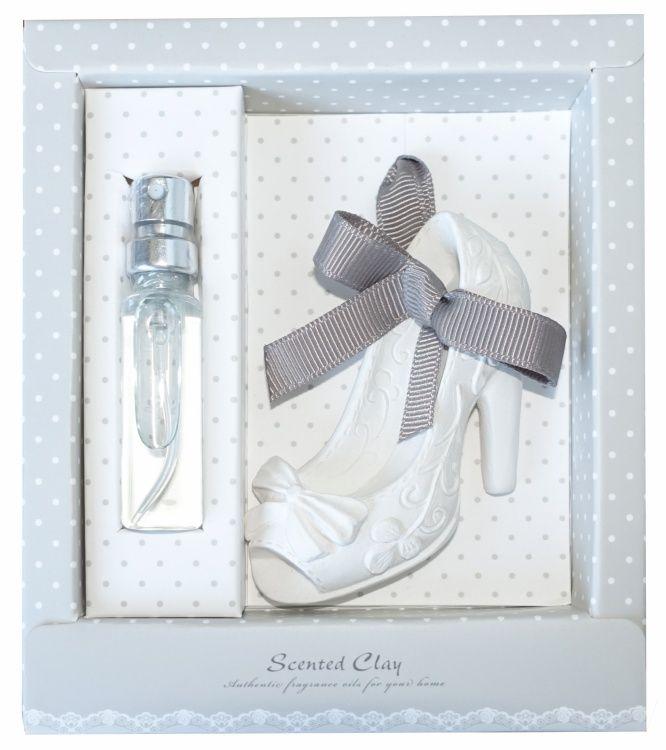 Parfémovaný jíl - bota s vůní levandule