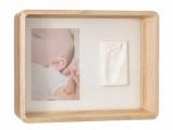 Sada pro otisk - dřevěný rámeček Baby Art Deep Frame