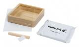 Sada pro otisk - rámeček Baby Art Magic Box Square Wooden