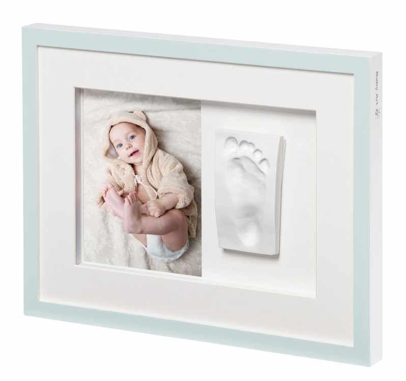 Sada pro otisk - rámeček Baby Art Tiny Style Crystalline