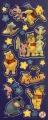 Samolepky Disney Medvídek Pů svítící ve tmě - arch B