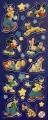 Samolepky Disney Mickey Mouse svítící ve tmě - arch A
