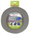 Skládací gumová vložka - cestovní nočník Potette Plus Reusable Potty Liner - šedá