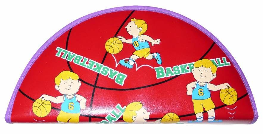 Školní penál Basketball částečně plněný
