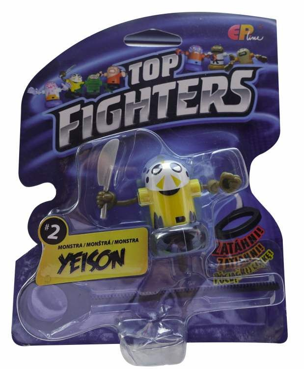 TOP FIGHTERS blistr 1 figurka - Yeison