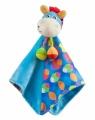 Dou dou hračka na mazlení - mazlíček muchláček modrý oslík Playgro