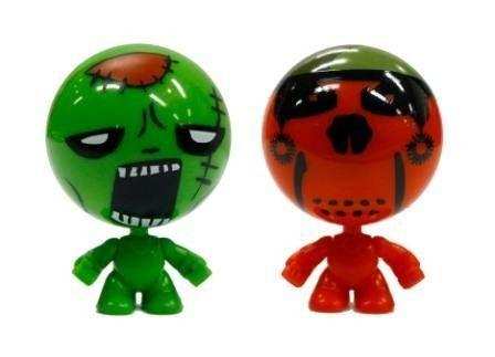 EP LINE - MORBS FIGURKA 2 PACK - zelená + červená