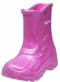 Gumáky holinky lehké, měkké růžové Playshoes 180100
