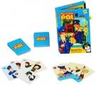 Karetní hry Černý Petr a Kvarteto Postman Pat Efko
