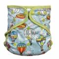 Svrchní plenkové kalhotky - balóny - Air Balloons T-Tomi 4 - 15kg