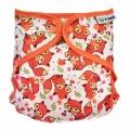 Svrchní plenkové kalhotky - lišky - Foxes T-Tomi 4 - 15kg