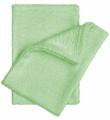 T-Tomi bambusové koupací žínky - rukavice, 2 kusy, zelená